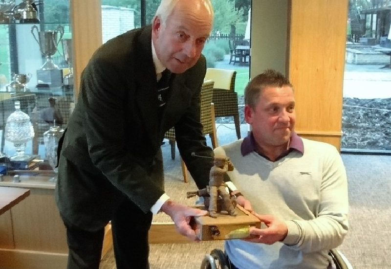 Phil Meadows wins Masters, Ian Moore wins CB Trophy